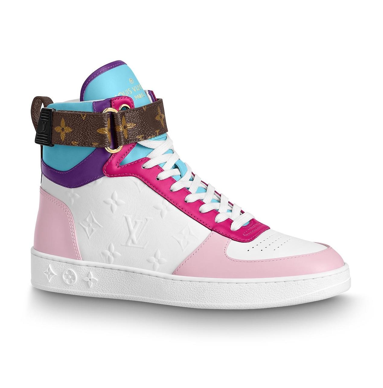 Louis Vuitton Boombox Sneaker