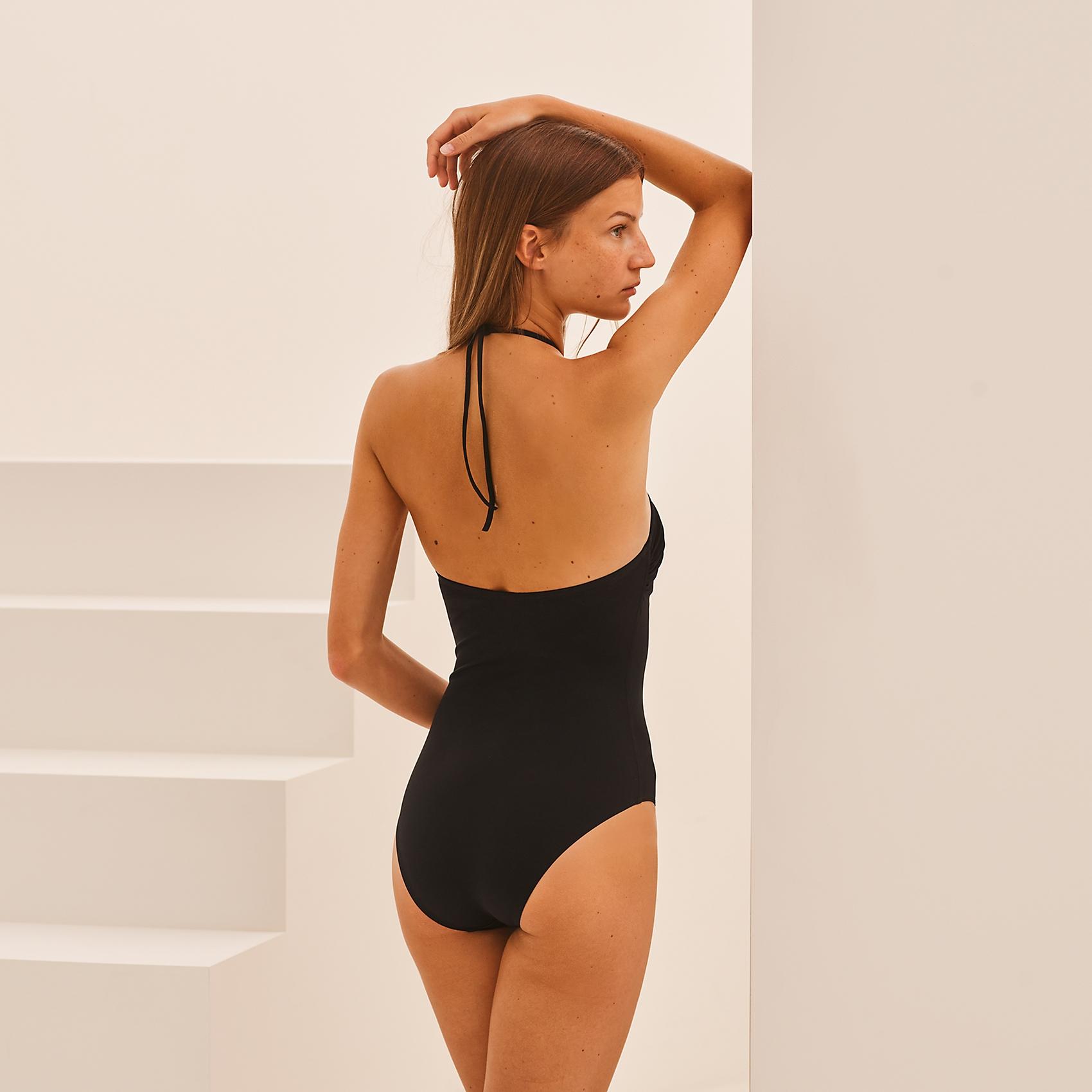 HERMES Tina swimsuit - Noir